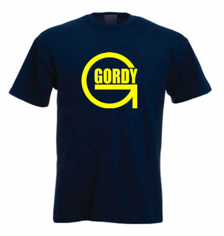 Northern Soul T Shirt - Gordy ss116