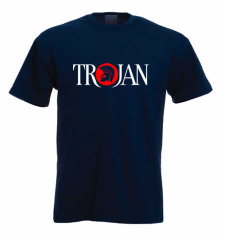 Northern Soul T Shirt - Trojan Records ss143