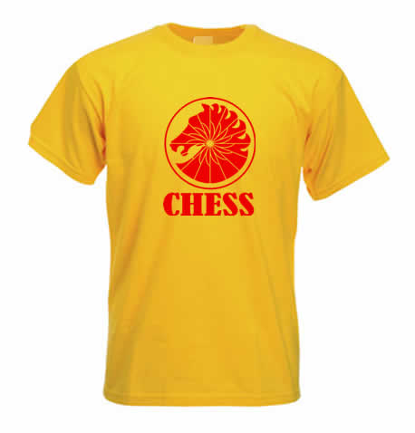 Chess Records T Shirt Knight