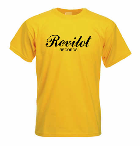 Revilot Records T shirt ss195
