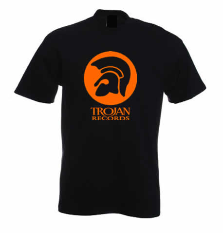 Northern Soul T Shirt - Trojan Records ss144