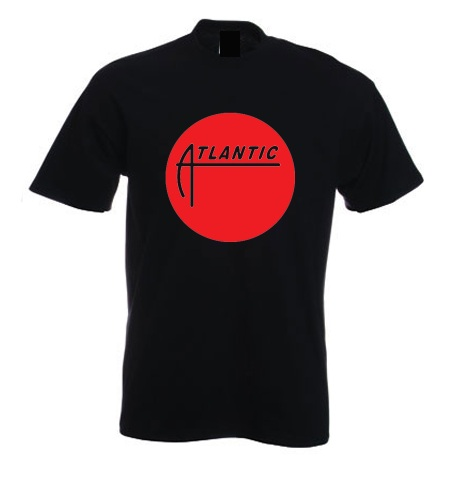 Atlantic Records Classic Logo T Shirt