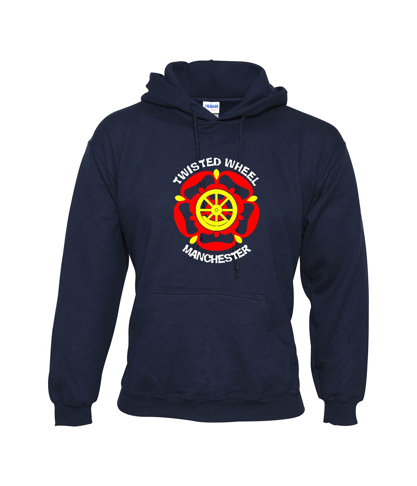 Twisted Wheel Hoodie