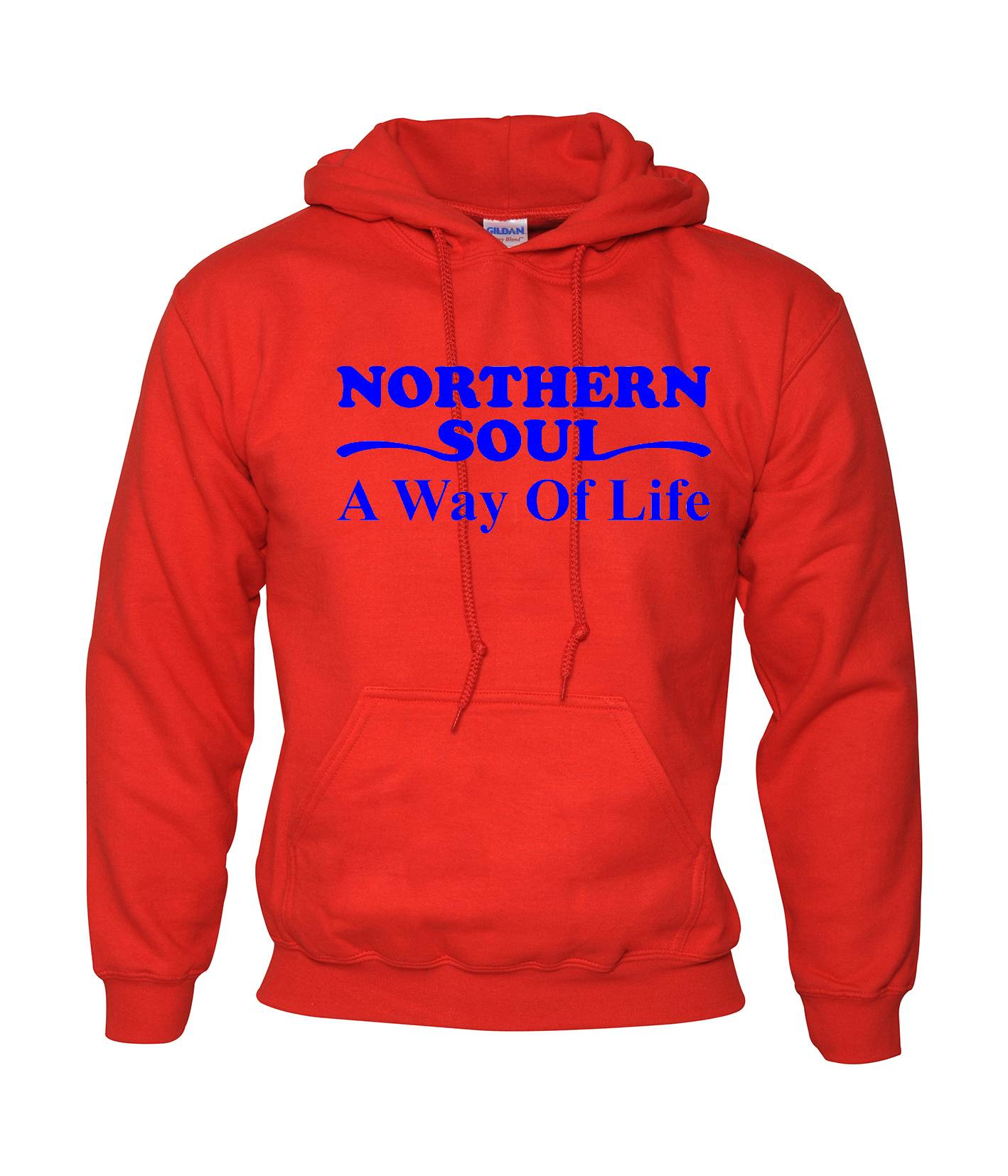 Northern Soul Way of Life Hoodie