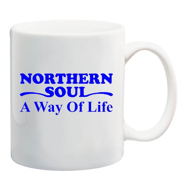 Northern Soul Way of Life Mug