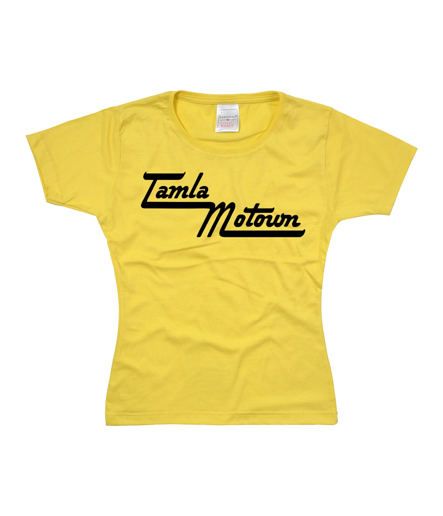 Womens Northern Soul T Shirt - Tamla Motown ss135
